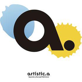 Resultado de imagen de artistic-a logo