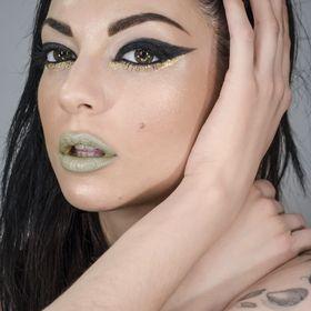Marilena Noodle makeup
