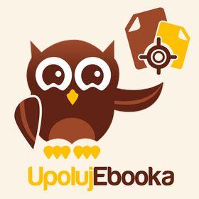 UpolujEbooka.pl's Pinterest Account Avatar