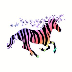 magical zebras