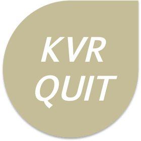 KVR Quit