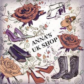 anna's uk shop