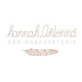 Hannah Antenna - Hochzeitskarten & Papeterie