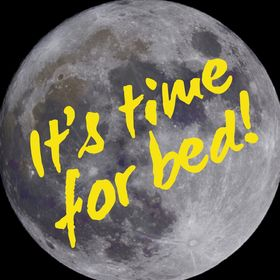 Its time for bed!