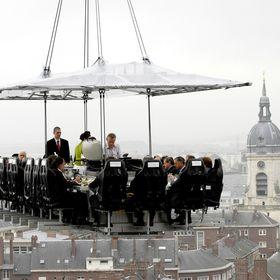 Dinner in the Sky Nederland
