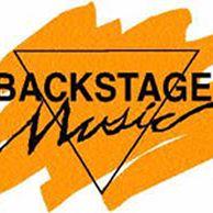 Backstage Music = Guitars, Ukuleles, Amps, Drums