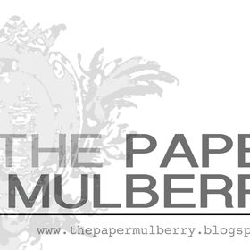 THE PAPER MULBERRY .
