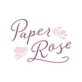Paper Rose Co.    Paper flower boutique.