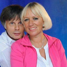 Marianne Busser en Ron Schröder