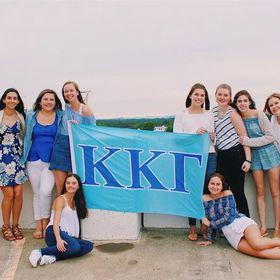 Kappa Kappa Gamma- Furman University