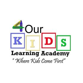 4 Our Kids Learning Academy