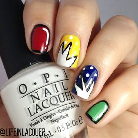 Life in Lacquer Nail Art