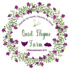 Quiet Thyme Farm