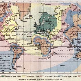 Brilliant Maps brilliantmaps on Pinterest