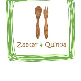 Zaatar   & Quinoa