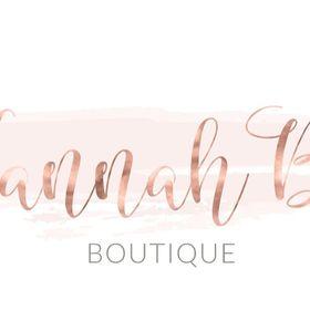 Hannah B's Boutique