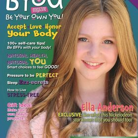 BYOU 'Be Your Own You' Magazine