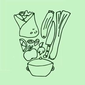 Inge's vegan smikkels