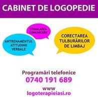 Cabinet de Logopedie Iași