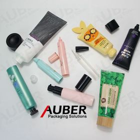 Auber Packaging: PE/ABL Cosmetic tubes factory