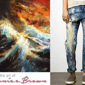 Leonie.e.Brown / the ARTist