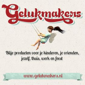 Gelukmakers ... by Cindy Luttikhold