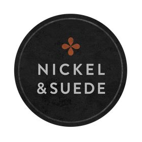 Nickel & Suede