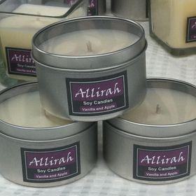 Allirah Soy Candles