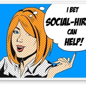 Social-Hire com (socialhire) on Pinterest