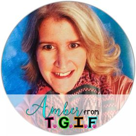Amber from TGIF (Third Grade is Fun)