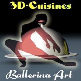 3D Cuisines & Designs by GFX