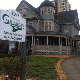 Gilardi's & The Grey Gables on Walnut