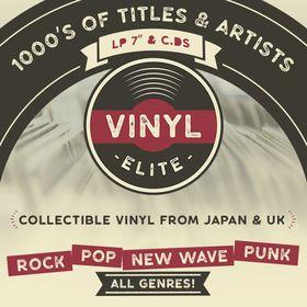Vinyl Elite Records
