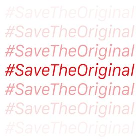Save The Original