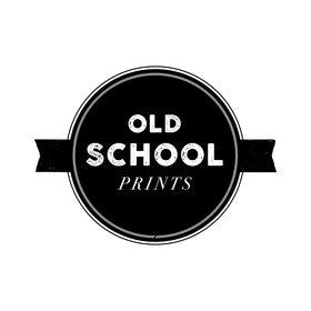 Old School Prints