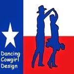 DANCING COWGIRL DESIGN