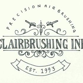 Clairbrushing Ink.