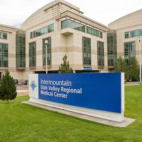 Utah Valley Hospital Uvhospital Profile Pinterest