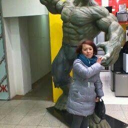 Zarina Usmonova