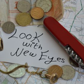 Look With New Eyes