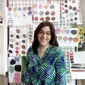Alexandra XandraDesigns 织女拼布