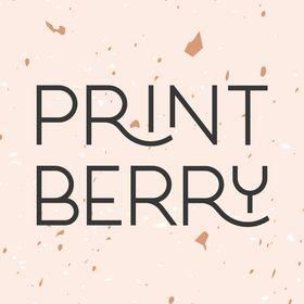 PrintberryKids | Nursery Printable Art | Wall Decor Prints