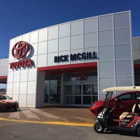 Rick Mcgill Toyota