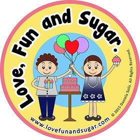 Love, Fun and Sugar .