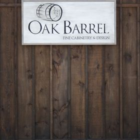 Oak Barrel Cabinetry