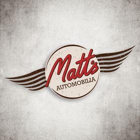 Matt's Automobilia