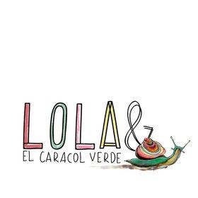 Lola y el caracol verde
