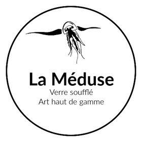 La Méduse - verre / glass