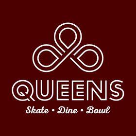 QUEENS skate dine bowl