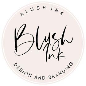 Blush Ink 🖤 Design & Branding